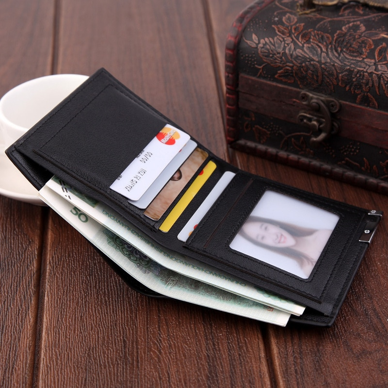 Affordable business card case metal
