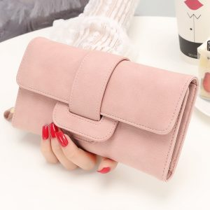 Designer Long Clutch Wallet