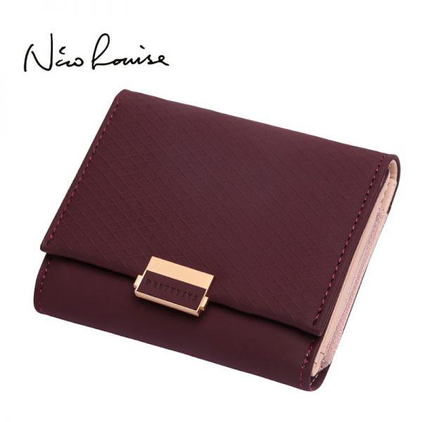 Luxury Women's Leather Wallet