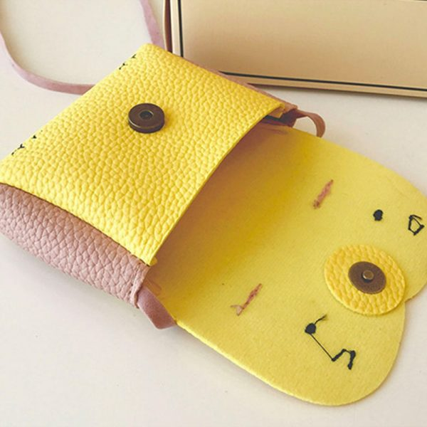 New Arrival Mini Cute Rabbit Coin Purses for Women Girls Baby Kids Gift Lovely PU