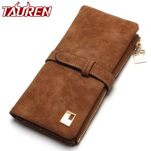 Bi-Fold Women's Long Wallet