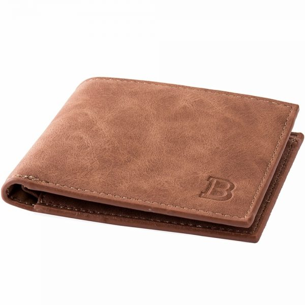 Top Fashion Men Wallets with Coin Bag Zipper Mens Wallet Male Small Money Purses Dollar