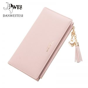 Long Zipper Clutch Wallet