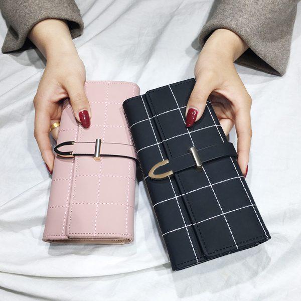 Fashion Long Wallets for Women
