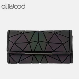 Long Clutch Wallet for Women
