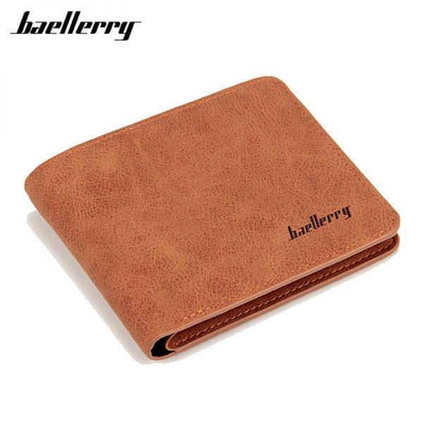 Baellerry  men wallets mens wallet small money purses Wallets New Design Dollar Price Male Wallet