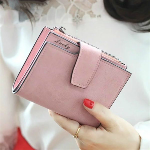 zipper wallet for women