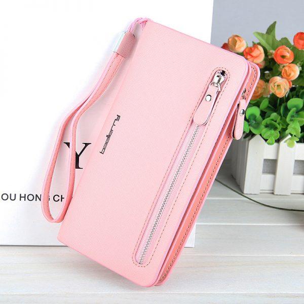Fashion Women Wallet Zipper Top Quality Female Wallet Purse Multifunction Women s Purse Card Holder Money