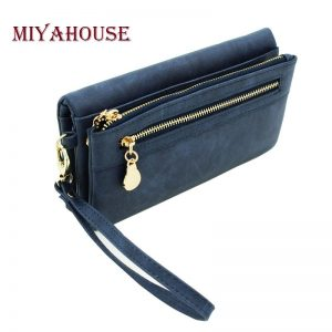 Fashion Wallet with Wristlet