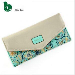designer long wallet
