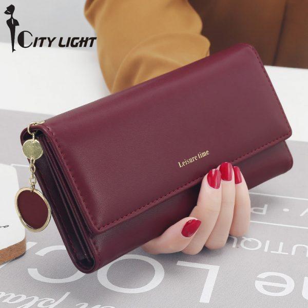 Card Holder Wallet for Women