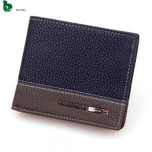 Small Luxury Men's Designer Leather Wallets for men