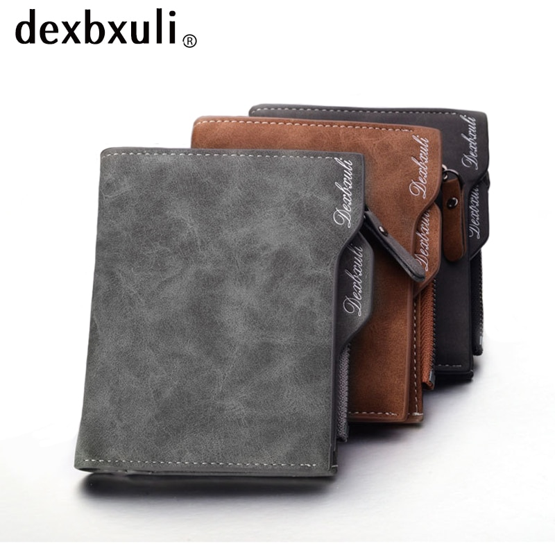 c33c6e8d3 Soft Leather Wallet with Removable Card Slots Multi-Functional Men's Wallet
