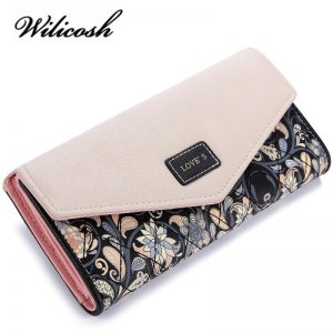 Printed Fashion Wallet