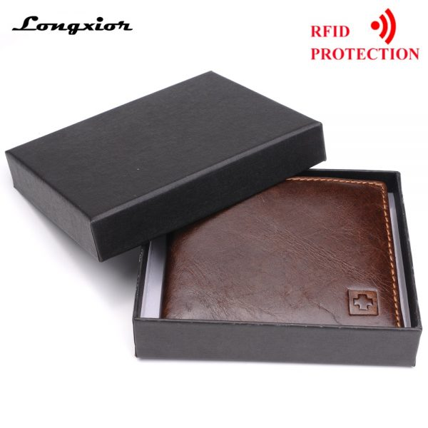 RFID Protection Bifold Men's