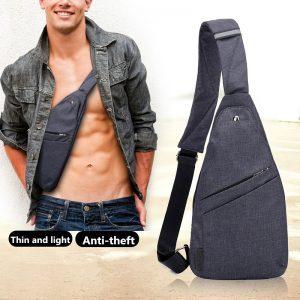 Anti-theft Crossbody Bags