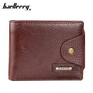 Leather Men's Bifold Wallets