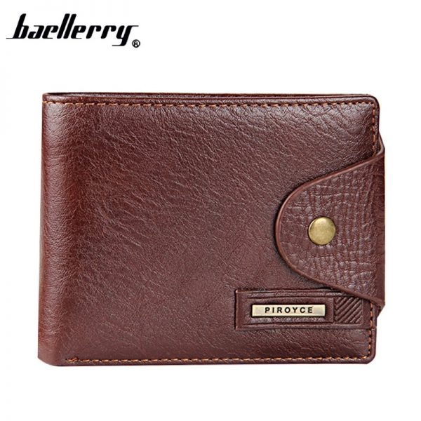 Leather Men's Bifold Wallets
