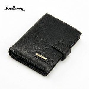 Vintage Hasp Bifold Wallets