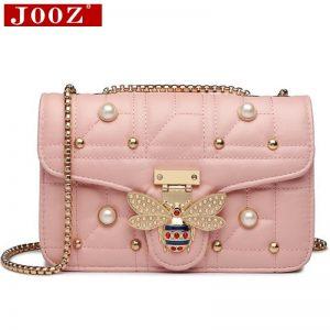 Brands Designer Women Shoulder Bag Chain Strap Flap ladies leather Handbags Messenger Bag women Clutch
