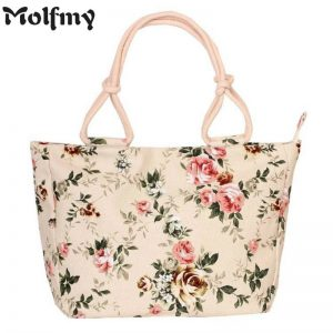 Ladies Casual Printed Shoulder Bags