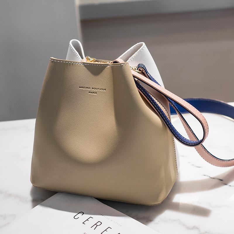 Women Large New Designer Bag PU Leather Shoulder Handbag Bag