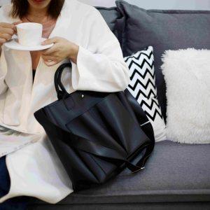 new Pu Leather laptop Bag Simple Handbags Famous Brands Women Shoulder Bag Casual Big Tote