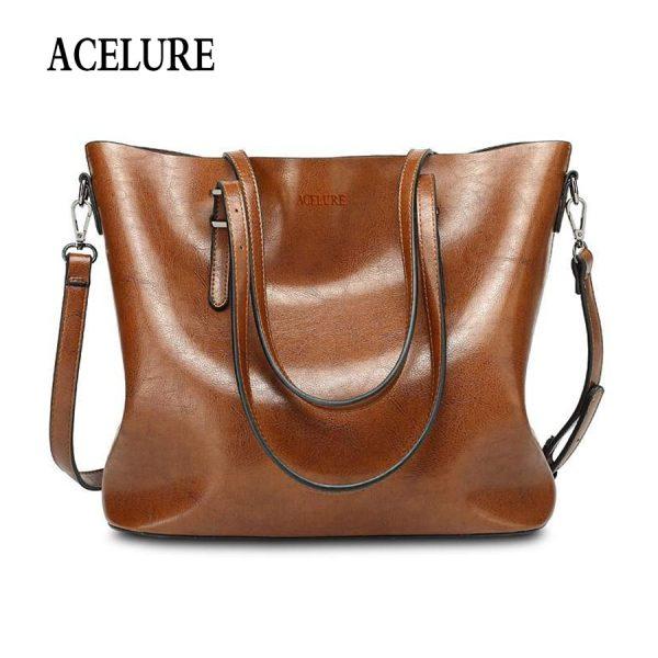 Large Capacity Women's Shoulder Bags