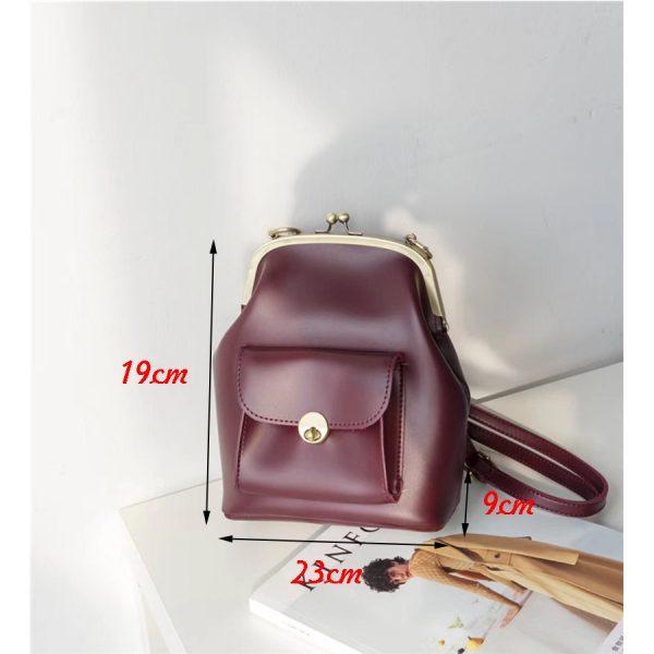 Fashion Clip Women s Bag PU Leather Shoulder Crossbody bags Designer Brand Women Handbags Totes Clutch