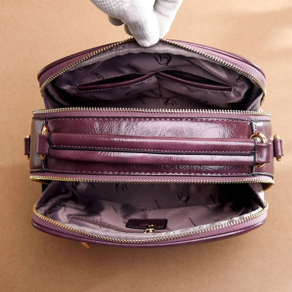 Fashion luxury handbags women bag over shoulder leather bags for women  crossbody bag bolso mujer