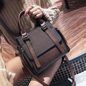 LEFTSIDE Vintage New Handbags For Women  Female Brand Leather Handbag High Quality Small Bags Lady
