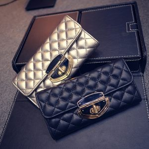 Ladies long wallet women  new multi purpose PU leather hand bag hand bag secret card