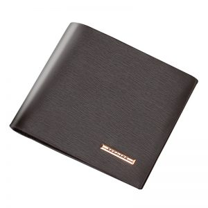 Men Wallets Leather Male Luxury Famous Brand Casual Quality Credit Card Holder Purse Wallet Coin Pocket