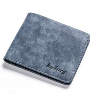 PU Leather Bifold Wallets