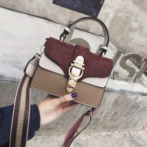 SWDF New High Quality Women Handbags Bag Designer Bags Famous Brand Women Bags Ladies Sac A