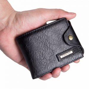 Small Pocket Zipper Wallets