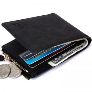 Zipper Clutch Wallets