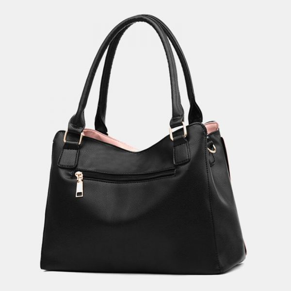 Women Messenger  New Tide Female Top handle Bag Girls Simple Shoulder Bags Women Handbags for