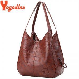 Unique Top Handle Shoulder Bags