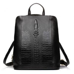 Crocodile Patter Women's Backpacks
