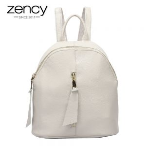 best high quality Leather School bag