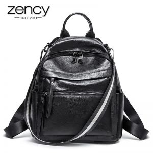 high quality genuine leather backpacks