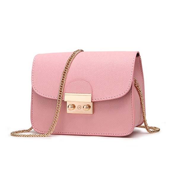 AECLVR Small Women Bags PU leather Messenger Bag Clutch Bags Designer Mini Shoulder Bag Women Handbag