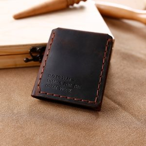 Trifold Men's Wallets