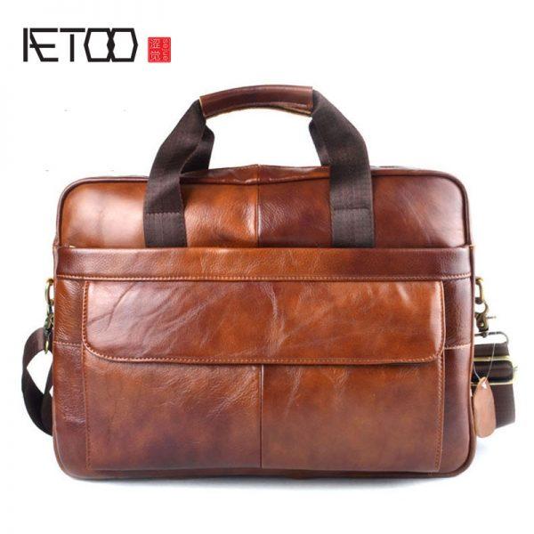 Man Briefcase Bags