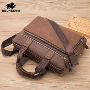 Satchel Genuine Leather