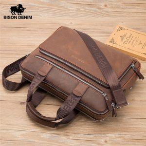 Satchel Genuine Leather