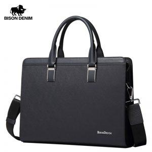Leather Crossbody Laptop Bags