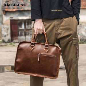 PU Leather Fashion and Laptop Bags