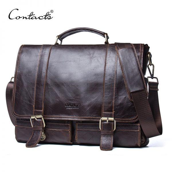 Genuine Vintage Luxury Leather